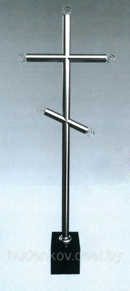 Крест из нержавеющей стали 1