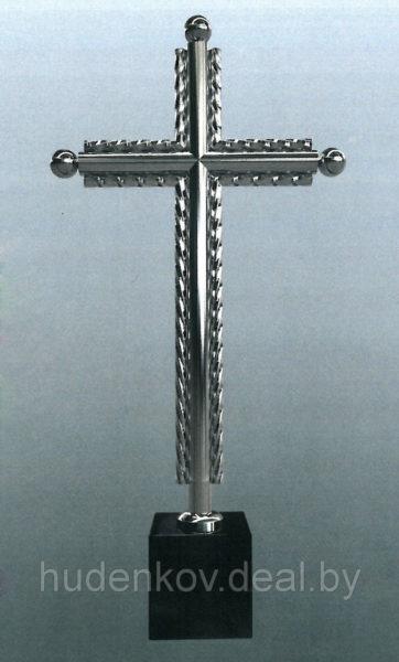 Крест из нержавеющей стали 7