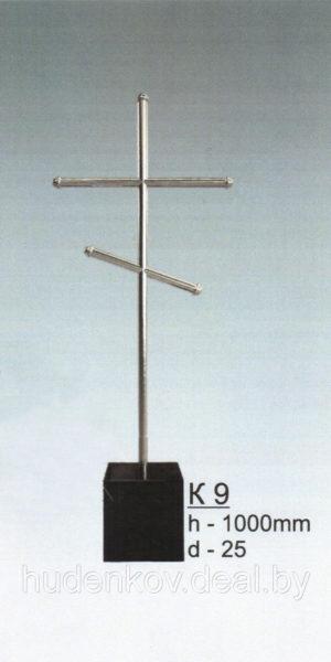 Крест из нержавеющей стали 9